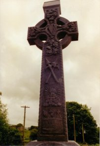1798 memorial cross, Ballyellis