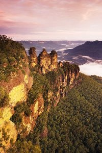 The Three Sisters, Blue Mountains, New South Wales