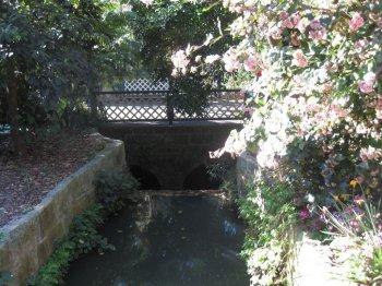 Macquarie Culvert in Sydney's Botanic Gardens,, second view