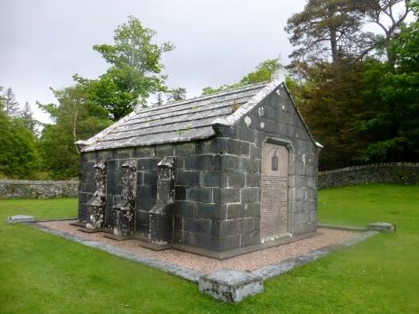 Macquarie Mausoleum, Isle of Mull